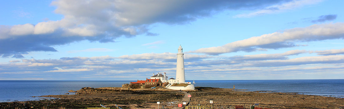 St Mary's Island - North Tyneside